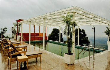 Swimming Pool Hotel in Dharamshala